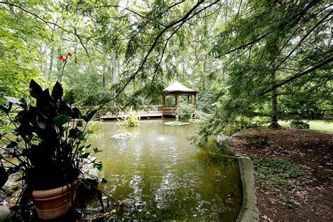 Toledo Botanical Gardens Metroparks Takes Toledo Botanical Garden The Blade