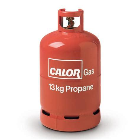 13kg propane calor gas bottle