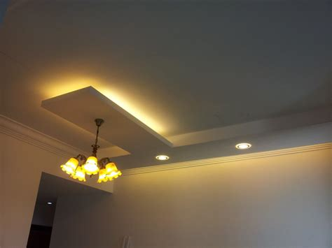 L And Lighting Gallery by Island Ceilings False Ceilings L Box Partitions Lighting Holders