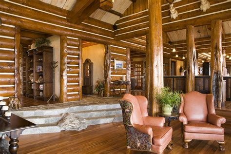 Pictures Of Log Home Interiors by Log Home Interiors