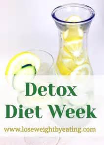 Thç Detox Detox Diet Week The 7 Day Weight Loss Cleanse