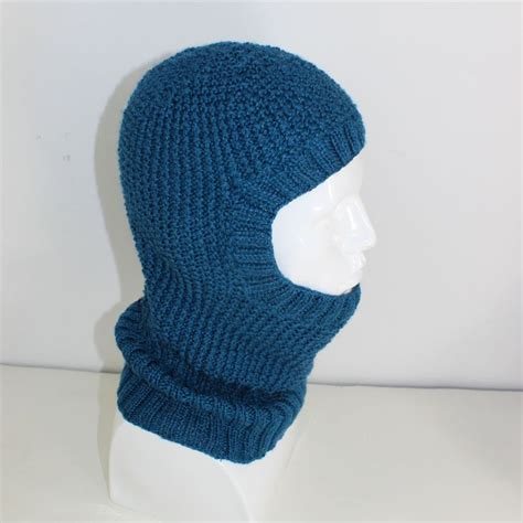 balaclava knitting pattern easy 1000 ideas about knitted balaclava on