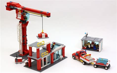 Lego City Construction 2in1 construction site 2