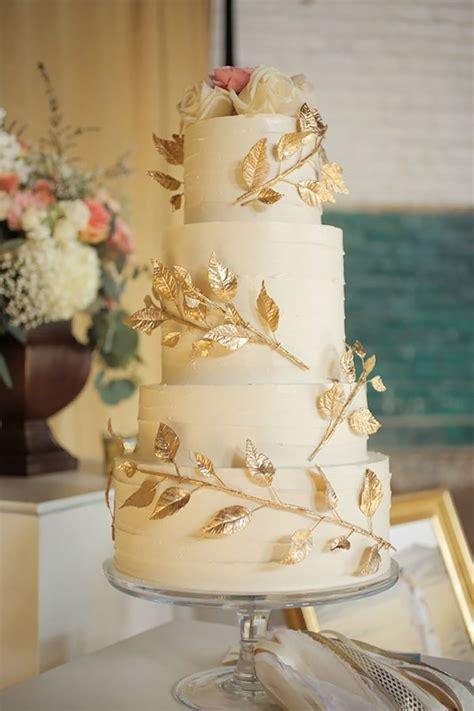gold themed cake gold wedding theme wedding ideas by colour chwv