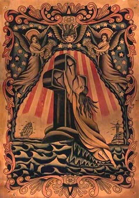 rock of ages tattoo history the rock of ages cloak and dagger