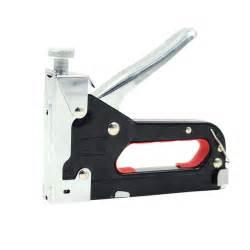 manual nail staple gun stapler for wood furniture door