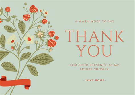 thank you card template for coming to event free card maker now with stunning designs by canva