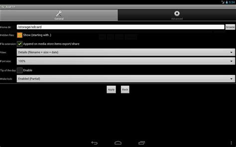 andftp apk andftp your ftp client apk free tools android app appraw