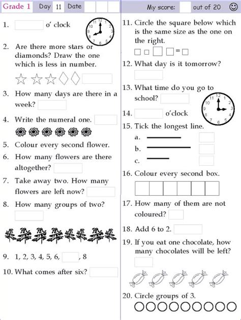 Maths Smart Workbook 6a 17 best images about mental math day 1 on