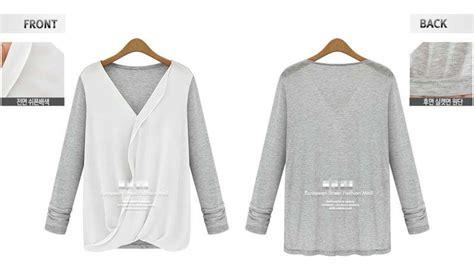 Blouse Nura Blouse Simple Fashion Promo Blouse Murah Sw blouse wanita import abu abu terbaru model terbaru