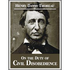 on the duty of civil disobedience books with respect to wit i learned that ther by henry david