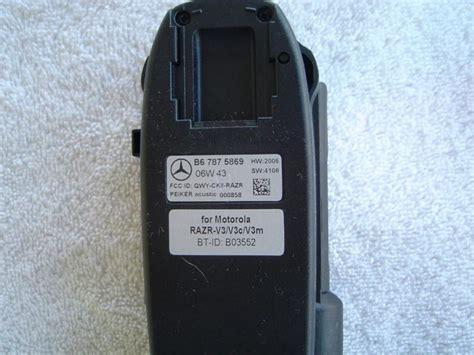 mercedes usa phone number find mercedes bluetooth motorola razr phone cradle b6