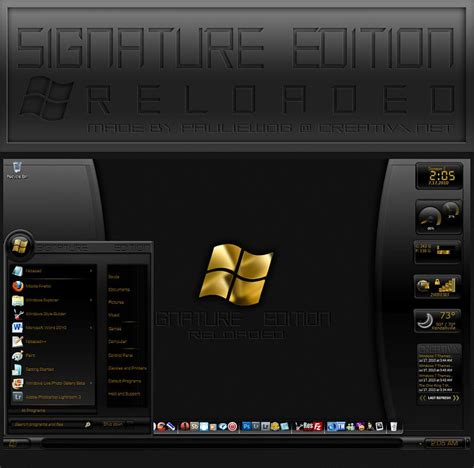 download themes for windows 7 ultimate 32 bit windows 7 ultimate signature edition theme page 4