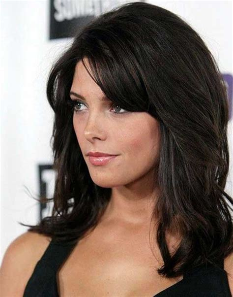 hairstyles dark haircuts for thick hair 2014 2015 hairstyles