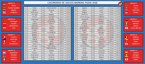 calendario sudamerica rusia 2018 calendario mundial rusia 2018 mundial rusia 2018