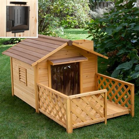 best way to heat a dog house 25 best ideas about dog house heater on pinterest heated dog house amazing dog houses and