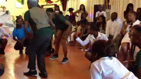 Dance at Zimbabwean wedding   Nehanda TV
