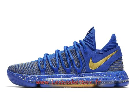 Sepatu Basket Nike Kd 10 Blue Gold Finals nike kd 10 celebration 897815 403 180 s nike kd 2018 shoes metallic gold 1801221402 official