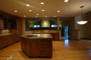 Kitchen Layout Open To Family Room Kitchen Design Gallery Alpine Custom Interiors