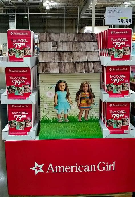 American Doll Gift Card Costco - american girl dolls for sale at costco girl dolls american girls and for sale