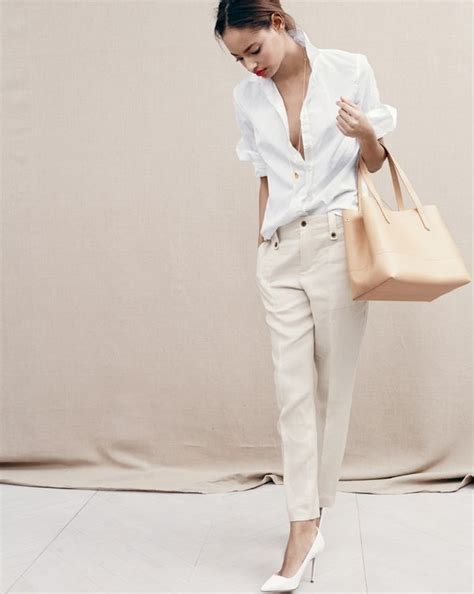 Ab Nature J Tote Prr0 malaika firth wears summer brights for j crew style guide