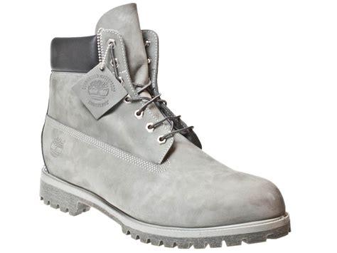 timberland 6 quot premium smokey grey 15009 mens boots ebay
