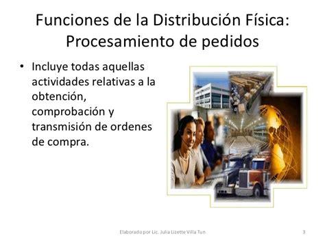 distribuci 243 n de prote sistemas de distribucion y logistica logistica