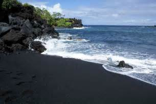 Black Sand Beaches Hawaii by 18 Unusual Beaches You Have Never Heard Of Before