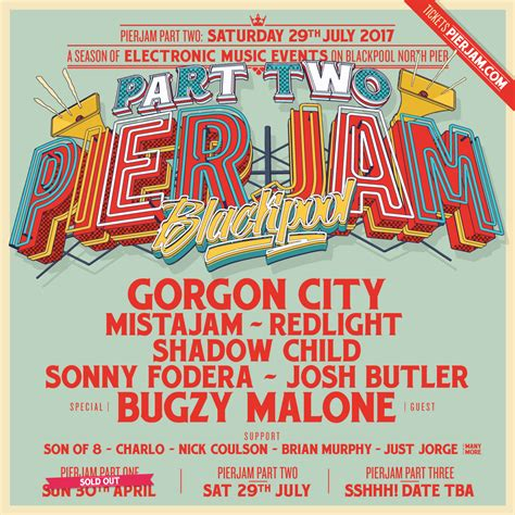 Tiket 2 Jam buy pier jam part 2 tickets pier jam part 2 tour details