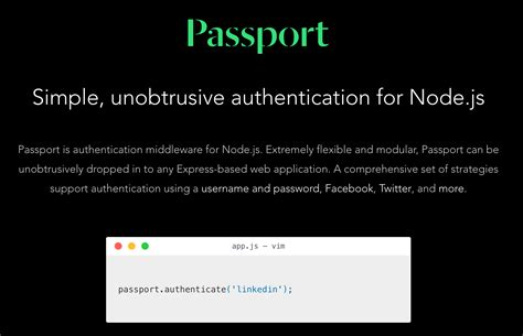 node js authentication tutorial 15 best node js tools for developers blog brainhub eu