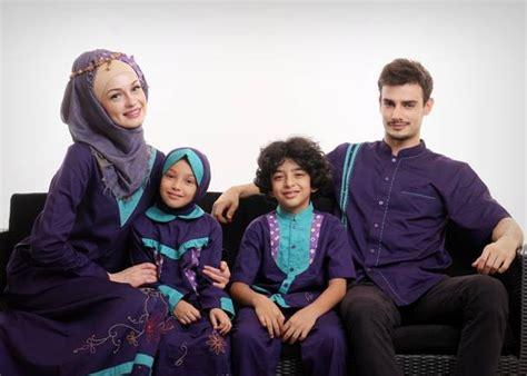 Baju Muslim Keluarga Zoya model busana muslim zoya terbaru untuk lebaran keluarga