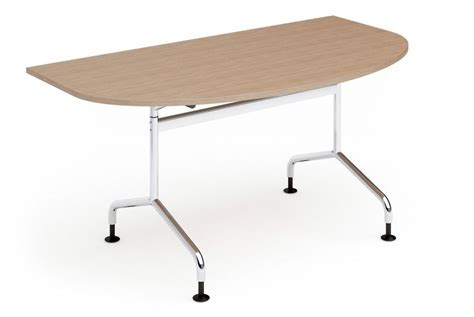 Half Moon Conference Table Flip Top Half Moon Conference Table Tamar Reality