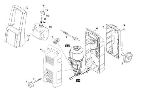 karcher spare parts diagrams karcher k2 94md k2 pressure washers spares buyspares