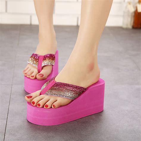 buy high heels aliexpress buy summer sandals fashion ultra