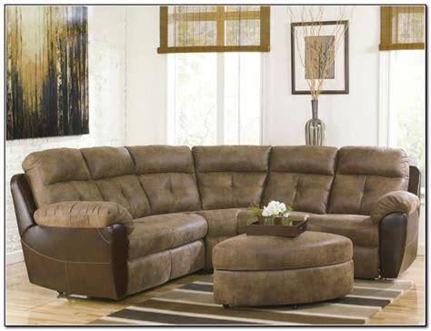 reclining sectional sofas for small spaces reclining sectional sofas microfiber sofa home design