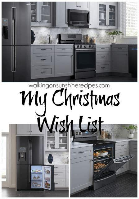 My Kitchen Appliances by My Kitchen Appliance Wish List With Samsung Black