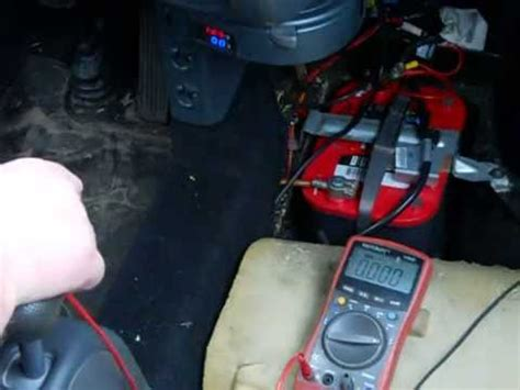 Motorrad Batterie Schnell Leer by Hd Auto Springt Nicht An Kriechstrom Batterie Schnell