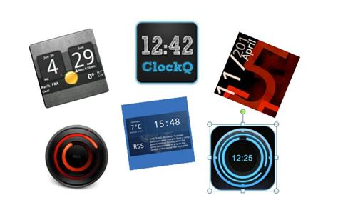 best android clock widget best android clock widgets the android soul