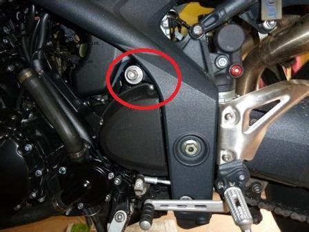 Motorradständer Yamaha Mt 09 by Anbau Der Montageh 252 Lse Bursig Montagest 228 Nder 1050