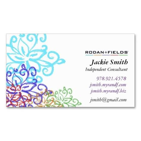Rodan And Fields Business Cards Template by 128 Best Images About Rodan Fields On Rodan