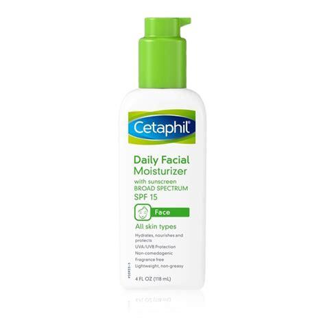 cetaphil daily moisturizer spf 15 dermstore