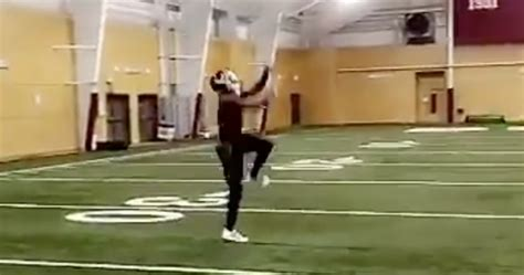 jamal couch video mississippi state wr jamal couch gets vertical for
