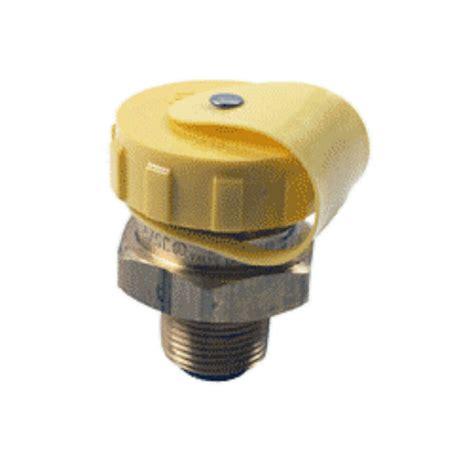 forklift lpg tank filler valve propane  ship ebay