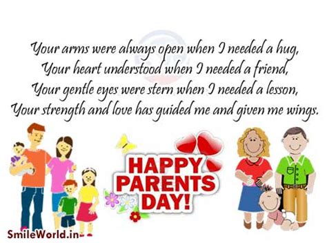 happy parents day wishes and ecards images for