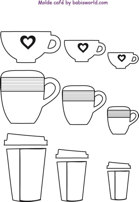 Pj S Coffee Gift Card - free cup and mug templates free templates pinterest gift cards coffee and molde