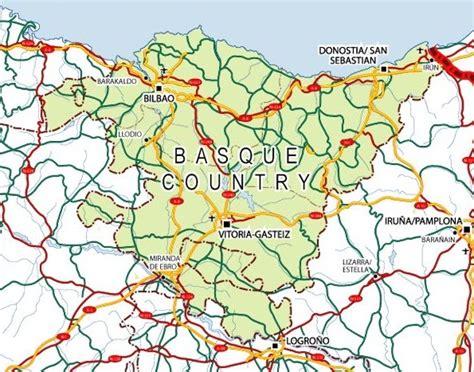 pas vasco the mapa del pa 237 s vasco mapa de espa 241 a provincias politico