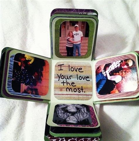 Handmade Boyfriend Gifts - 12 diy birthday gifts for boyfriend easy gift ideas do