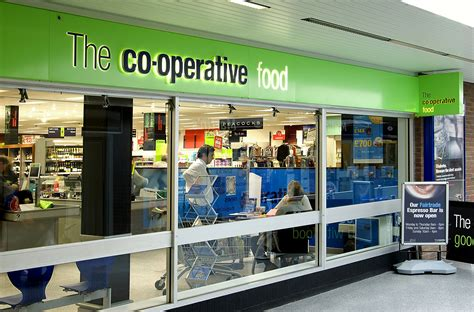 customers prefer the co operative for its convenient