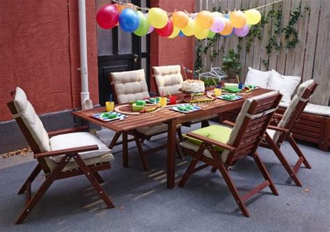 ikea outdoor dining the ikea 196 pplaro series is all you need to create the