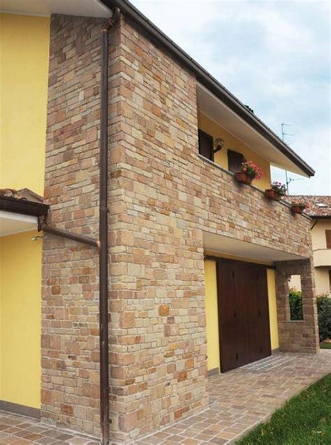 rivestimento esterno casa rivestimento in pietra esterni schenatti ideare casa